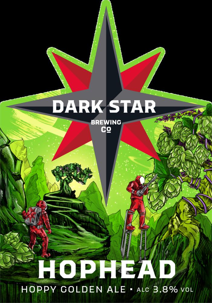 Dark Star Hop Head