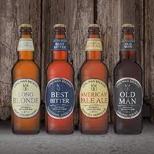 Long Man Beers