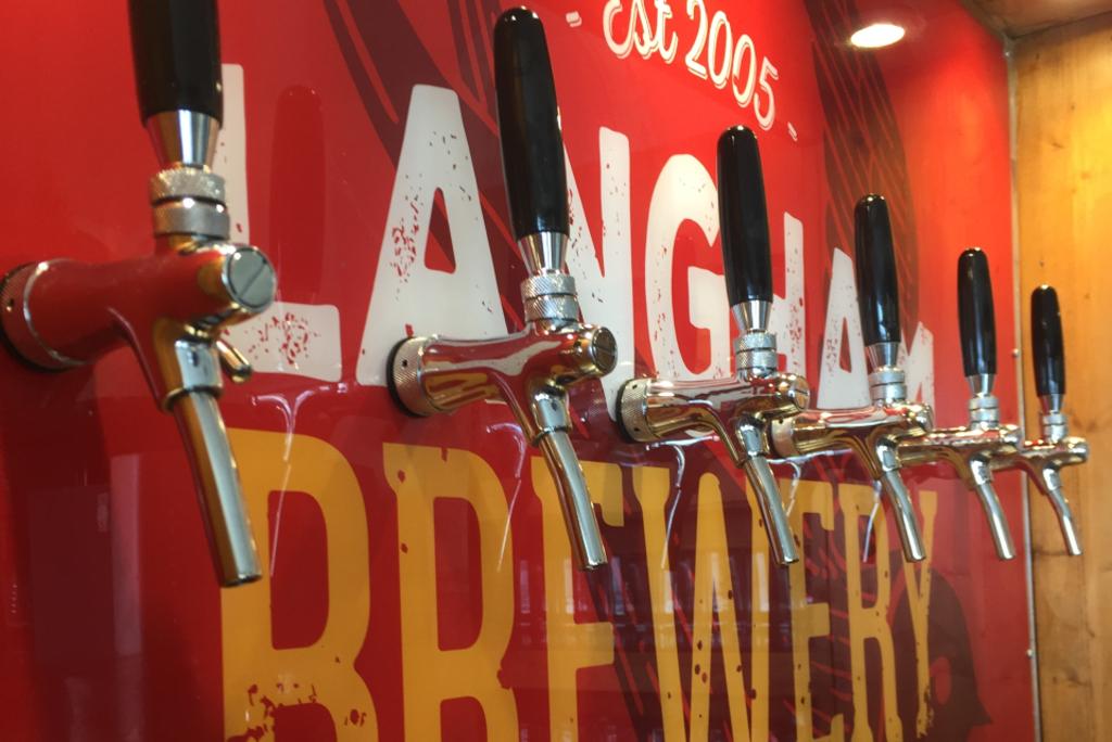 Langham Brewery Taproom